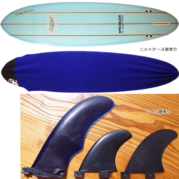 Waicocoサーフボード / SPECIALIZE 中古ファンボード 7`2  fin/ニットケース No.96291435