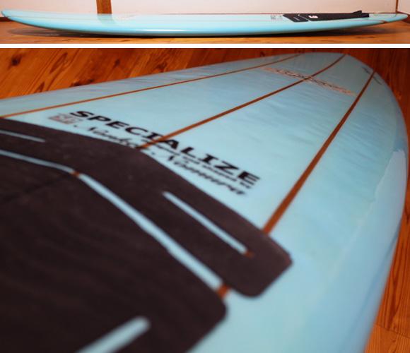 Waicocoサーフボード / SPECIALIZE 中古ファンボード 7`2  deck-condition No.96291435