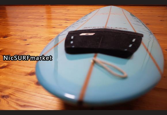 Waicocoサーフボード / SPECIALIZE 中古ファンボード 7`2 deck-detail  No.96291435