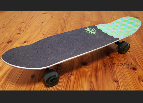 "LOST SURFSKATES  QUBERT 32"" SS 610 中古スケートボード deck-detail No.96291445"