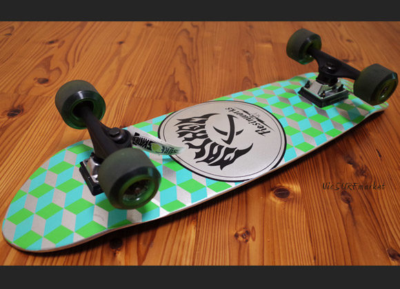 "LOST SURFSKATES QUBERT 32"" SS 610 中古スケートボード No.96291445"