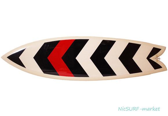 クリステンソン サーフボード TWIN FISH 6`1 中古 No.96291447