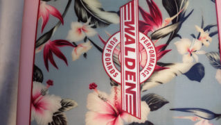 「仕入れ情報」WALDEN ウォルデン Wahine 9`0の中古サーフボード入荷