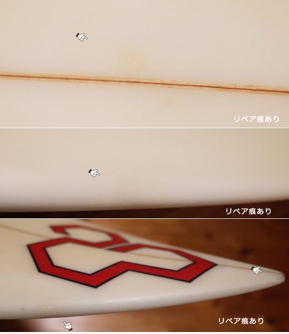 アルメリック Flyer-F 中古ショートボード 5`10 小波モデル condition-2 No.96291448