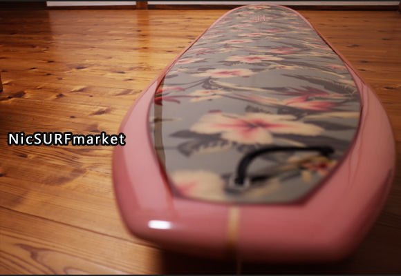 ウォルデンサーフボード Wahine 中古ロングボード 9`0 deck-detail No.96291449