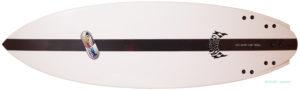 プレセボ タブレット2 中古ショートボード 6`2bottom-zoom No.96291450