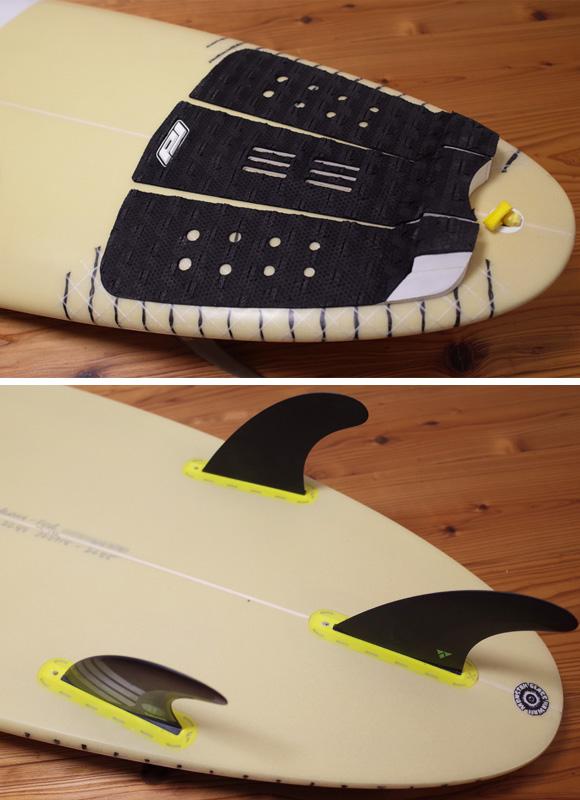 T&C タウンアンドカントリーサーフボード H・MOD 中古ショートボード 5`8 tail No.96291451