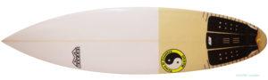 T&C タウンアンドカントリーサーフボード H・MOD 中古ショートボード 5`8 zoom-deck No.96291451