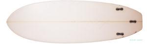 A-shape 中古ショートボード 6`0 オルタナティブ bottom-zoom No.96291461