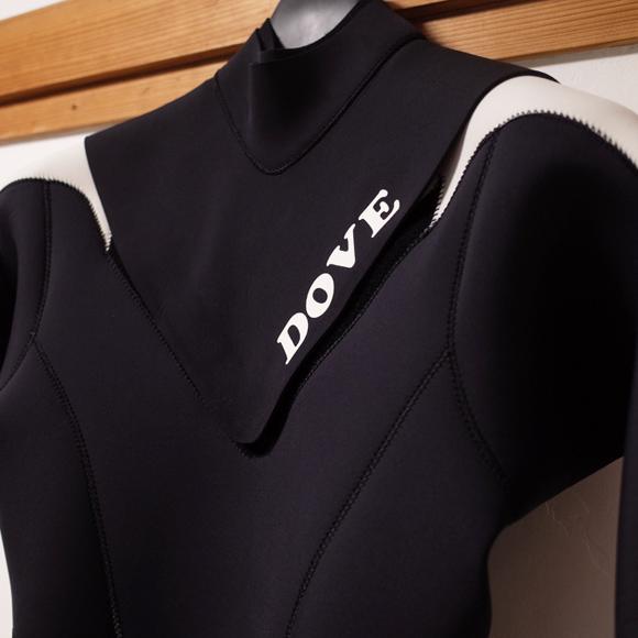 DOVE ダブ ウェットスーツ 中古 3/2mm フルスーツ DN T-TYPE メンズ front-condition No.96291467