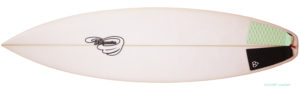3Dimension 中古ショートボード 6`0 ST-A deck-zoom No.96291471