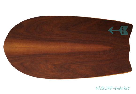 Hess ヘスサーフボード 36 Peanut Shark ボディボード No.96291473