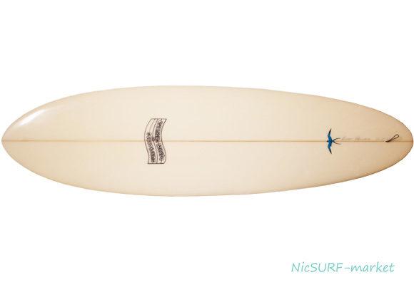 ドナルドタカヤマ Flow Egg フローエッグモデル 6`6 中古サーフボード No.96291474