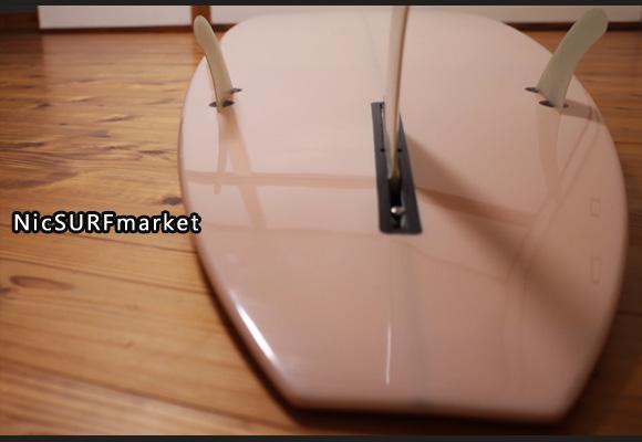 コーストラインサーフボード CLASSIC 中古ロングボード 9`3 bottom-design No.96291478