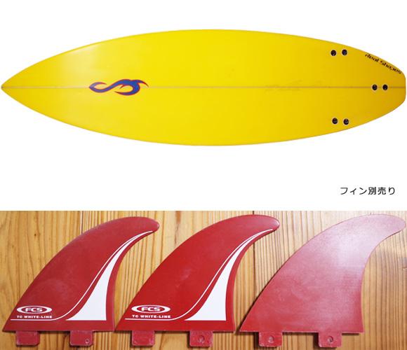 シークエンス 中古ショートボード 5`10 Takoシェイプ fin/option No.96291479