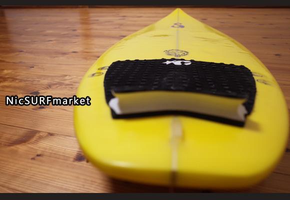 シークエンス 中古ショートボード 5`10 Takoシェイプ deck-detail No.96291479