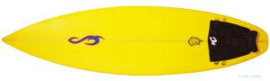 シークエンス 中古ショートボード 5`10 Takoシェイプ deck-zoom No.96291479