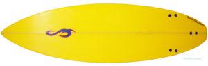 シークエンス 中古ショートボード 5`10 Takoシェイプ bottom-zoom No.96291479