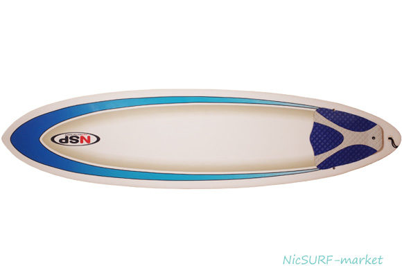 NSP 中古ファンボード 6`8 EPOXY No.96291480