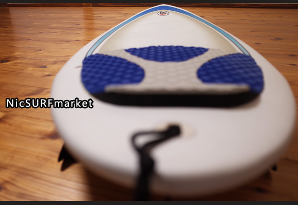 NSP 中古ファンボード 6`8 EPOXY deck-detail No.96291480