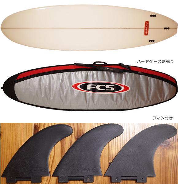 OXBOW 中古ファンボード 7`0 fin/ハードケース No.96291482