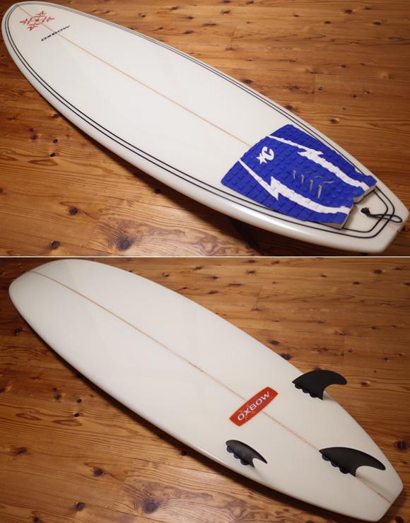OXBOW 中古ファンボード 7`0 deck/bottom No.96291482