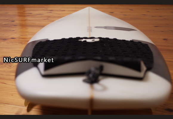 Channel Islands Surfboards PROTOTYPE 中古ショートボード 5`6  deck-detail No.96291483