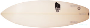 Channel Islands Surfboards PROTOTYPE 中古ショートボード 5`6 bottom-zoom No.96291483