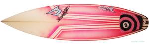 ジャスティスサーフボード T2 BUMP 中古ショートボード 6`0 deck-zoom No.96291484