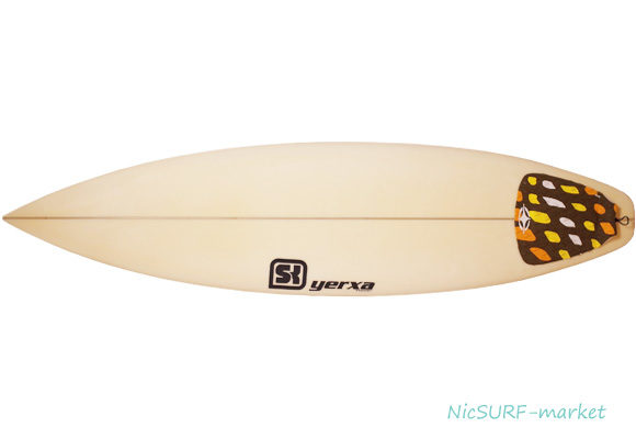 SK SURFBOARD SK06 中古ショートボード 6`4 No.96291485