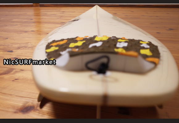 SK SURFBOARD SK06 中古ショートボード 6`4 deck-detail No.96291485