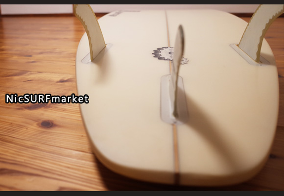 SK SURFBOARD SK06 中古ショートボード 6`4 bottom-design No.96291485