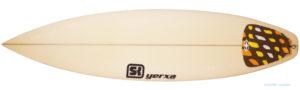 SK SURFBOARD SK06 中古ショートボード 6`4 deck-zoom No.96291485