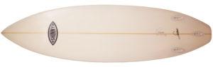 SHINTAROW SHAPES SHINNYサーフボード 中古ショートボード 6`3 bottom-zoom No.96291489