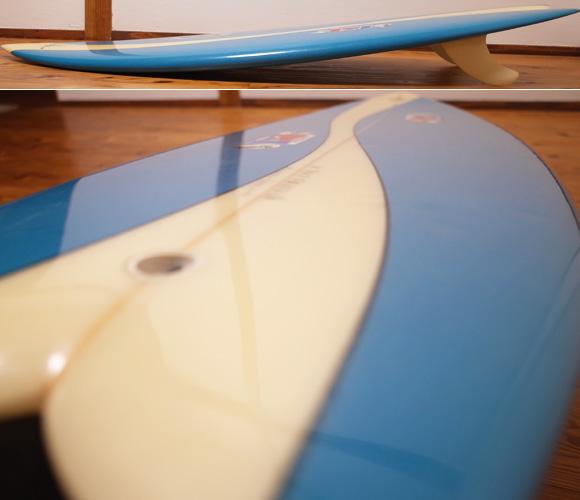ハワイアンプロデザイン ドナルドタカヤマ / LARRY BERTLEMANN  中古TWIN FIN 5`6 deck-condition No.96291493