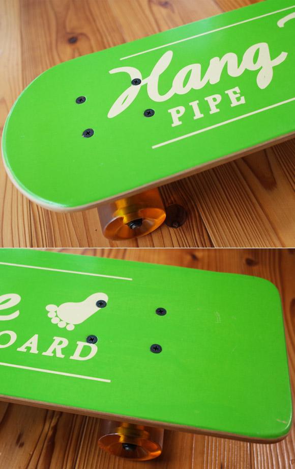50's レプリカ スケートボード 中古 DELS ビンテージ HangFive deck-condition No.96291495