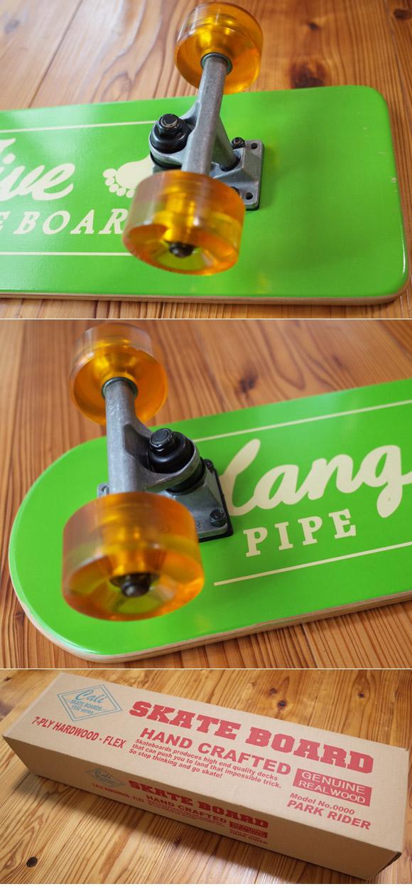 50's レプリカ スケートボード 中古 DELS ビンテージ HangFive ウィール・トラック No.96291495