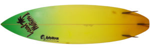 Local Motion 90's ANDRUSシェイプ 中古ショートボード 6`4 bottom-zoom No.96291498