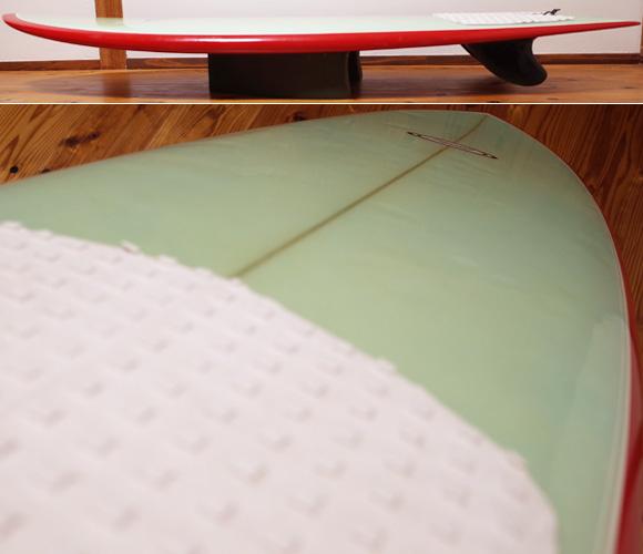 スチュワートサーフボード Stewart 中古レトロフィッシュ 6`0 deck-condition No.96291501