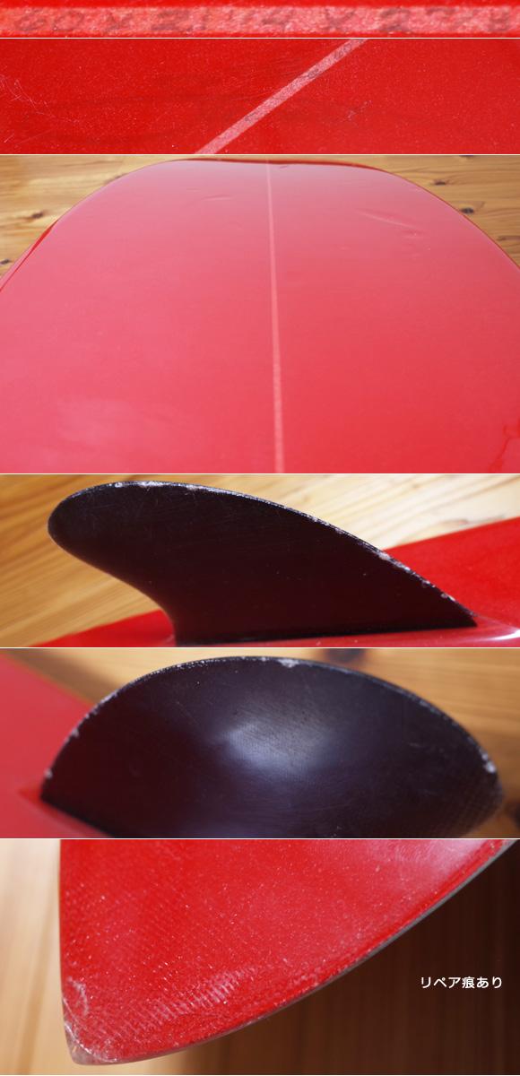 スチュワートサーフボード Stewart 中古レトロフィッシュ 6`0 bottom-condition l No.96291501