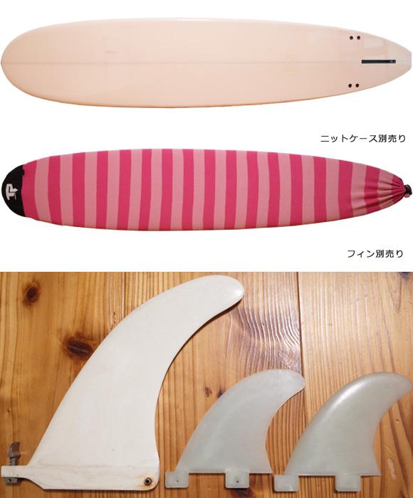 コーストラインサーフボード CLASSIC 中古ロングボード 9`3 fin/ニットケース  No.96291478