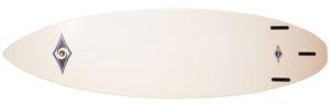 ビック サーフボード BIC 中古ショートボード6`2 EPOXYモールド bottom-zoom No.96291507