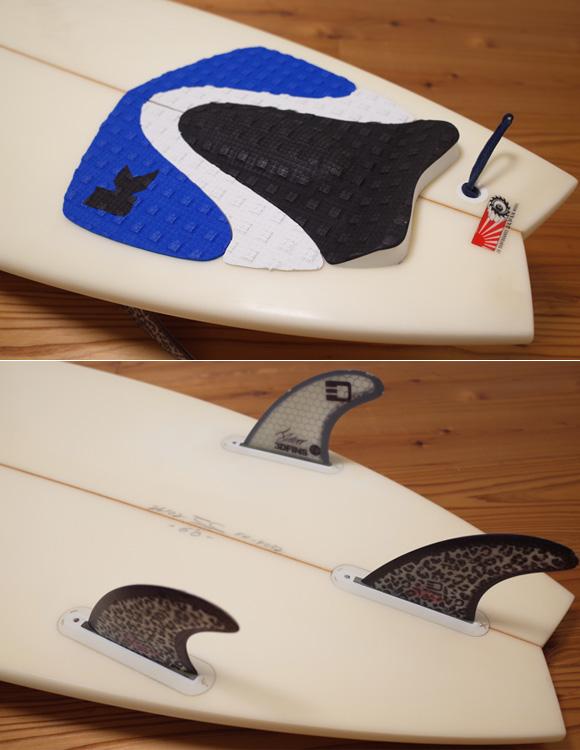 JS サーフボード 中古ショートボード 6`0 JAPAN MODEL tail No.96291508