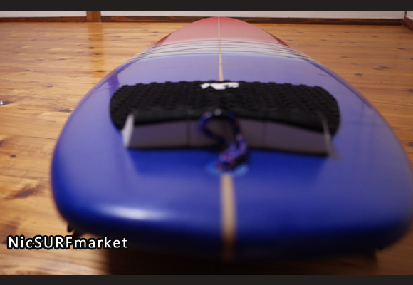 CLOSER クローサーサーフボード  中古ファンボード 7`3 deck-detail No.96291509