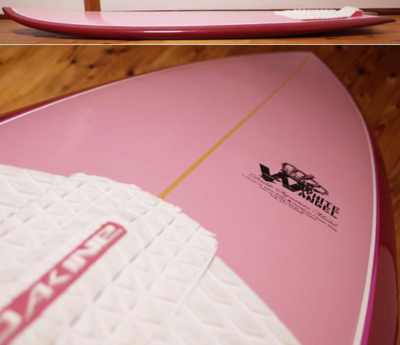 ホワイトエンジェルサーフボード  ビーチウォーカー 中古ショートボード 5`10 deck-condition No.96291510
