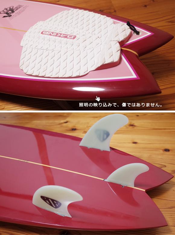 ホワイトエンジェルサーフボード  ビーチウォーカー 中古ショートボード 5`10 tail No.96291510