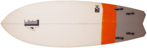 4L FOR LIFE SURFBOARDS RDS 中古ショートボード 5`6 bottom-zoom No.96291514