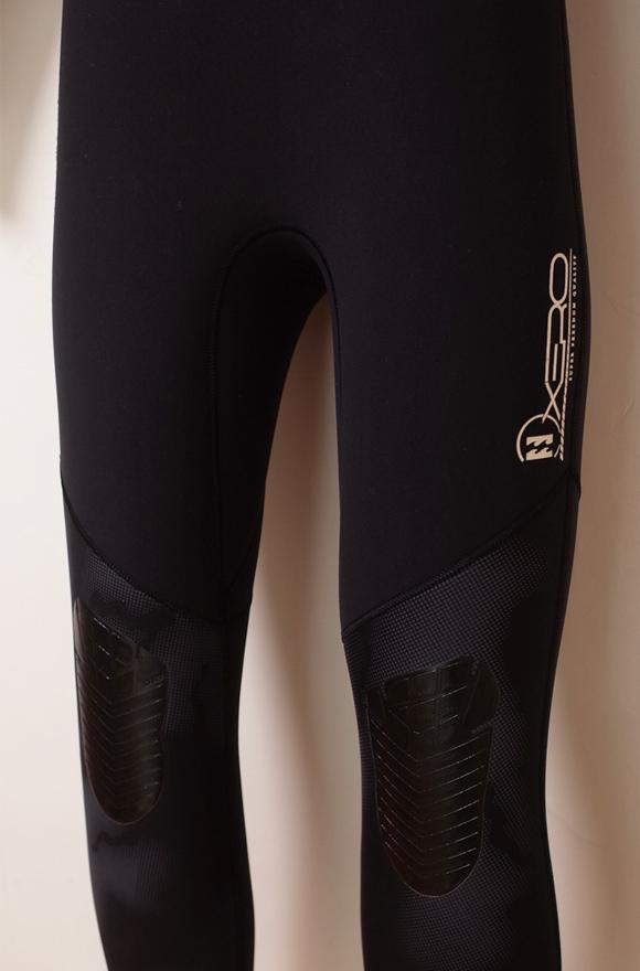BILLABONG ビラボン ウェットスーツ 中古 5/3mm セミドライ メンズ front-leg No.96291515