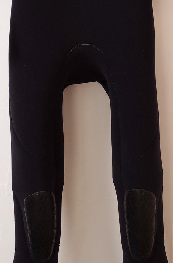 REVO レボ ウェットスーツ 中古 3/2mm フルスーツ メンズ front lower body No.96291517