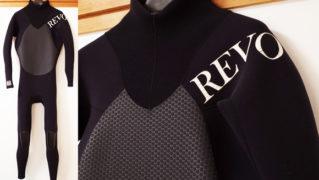 REVO レボ ウェットスーツ 中古 3/2mm フルスーツ メンズ No.96291517